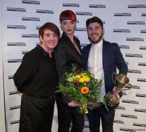 Hugh Campbell In Salon Awards