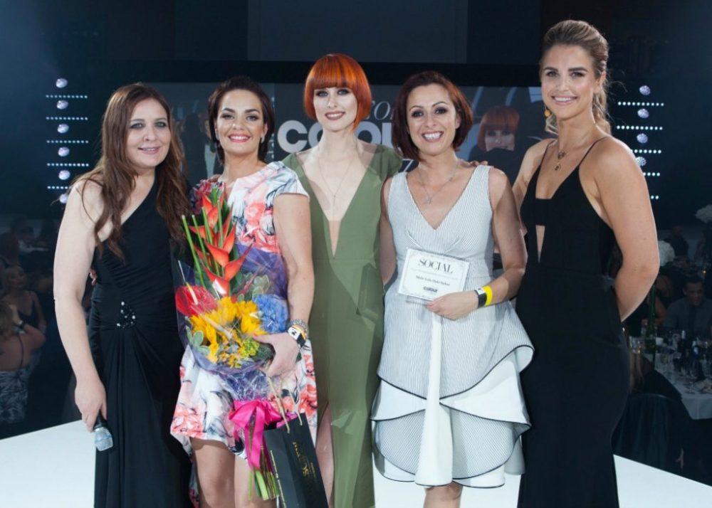 Melo Yelo WINS L'Oréal Colour Trophy STYLE AWARD