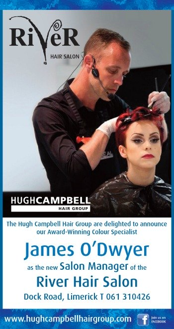 James ODwyer Award-Winning Colourist Appointed as Manager at RIVER Hair Studio