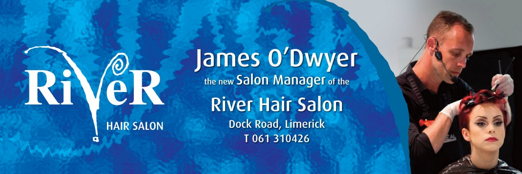 James O'Dwyer Appointed as Manager at RIVER Hair Studio