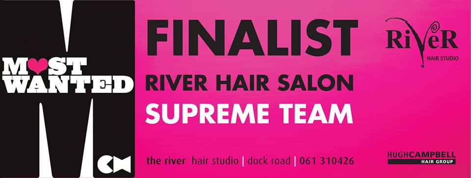 River Hair Studio SUPREME TEAM FINALISTS for the Creative Heads Most Wanted Hair Awards