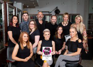 RIVER Hair Studio CREATIVE HEAD Most Wanted SUPREME TEAM Finalists!