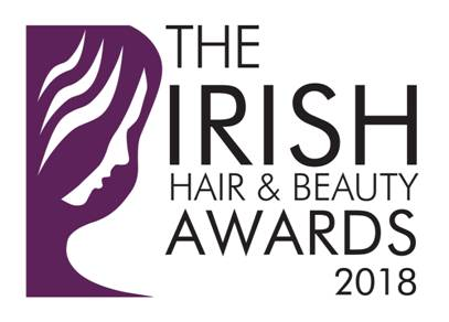 Marbles Hair & Beauty Finalists in The Irish Hair & Beauty Awards 2018