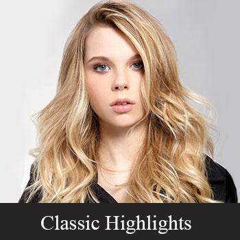 Classic-Highlights at top Limerick Hair Salons