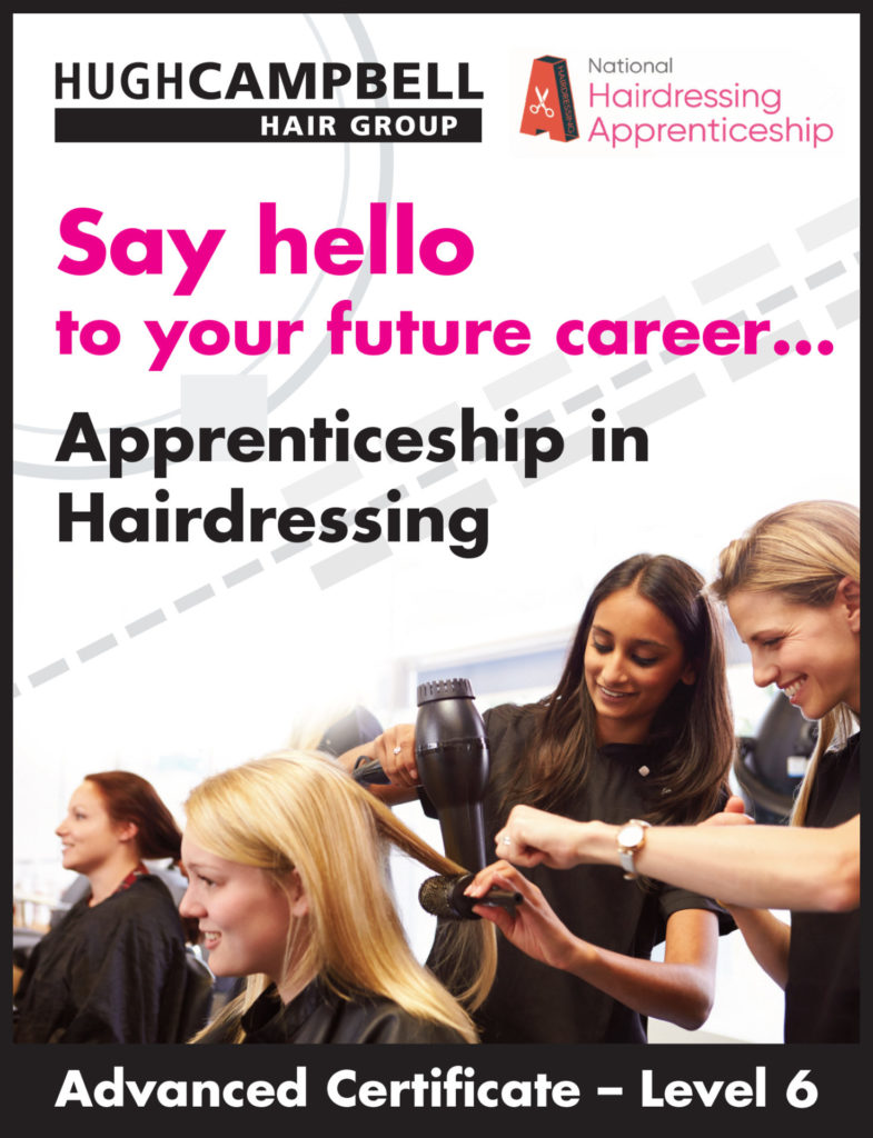 National Hairdressing Apprenticeships top Limerick Hair Salons