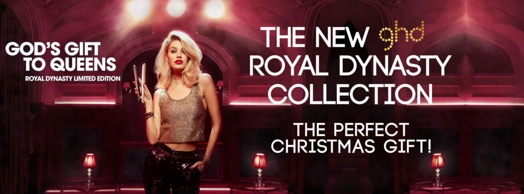 The NEW ghd Royal Dynasty Collection Christmas Gifts Limerick Hair Salons