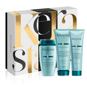 kerastase resistance force architecte luxury gift set for damaged hair Limerick Hair Salons