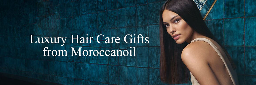Luxury Hair Care Gifts from Moroccanoil banner Limerick Hair salons
