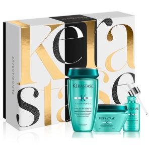 kerastase resistance extentioniste luxury gift set for damaged hair