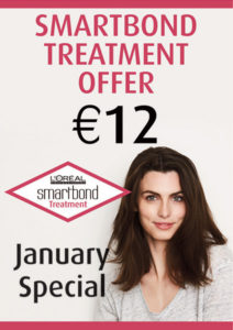 January Hair Smoothing Treatment Offer Limerick Hairdressers