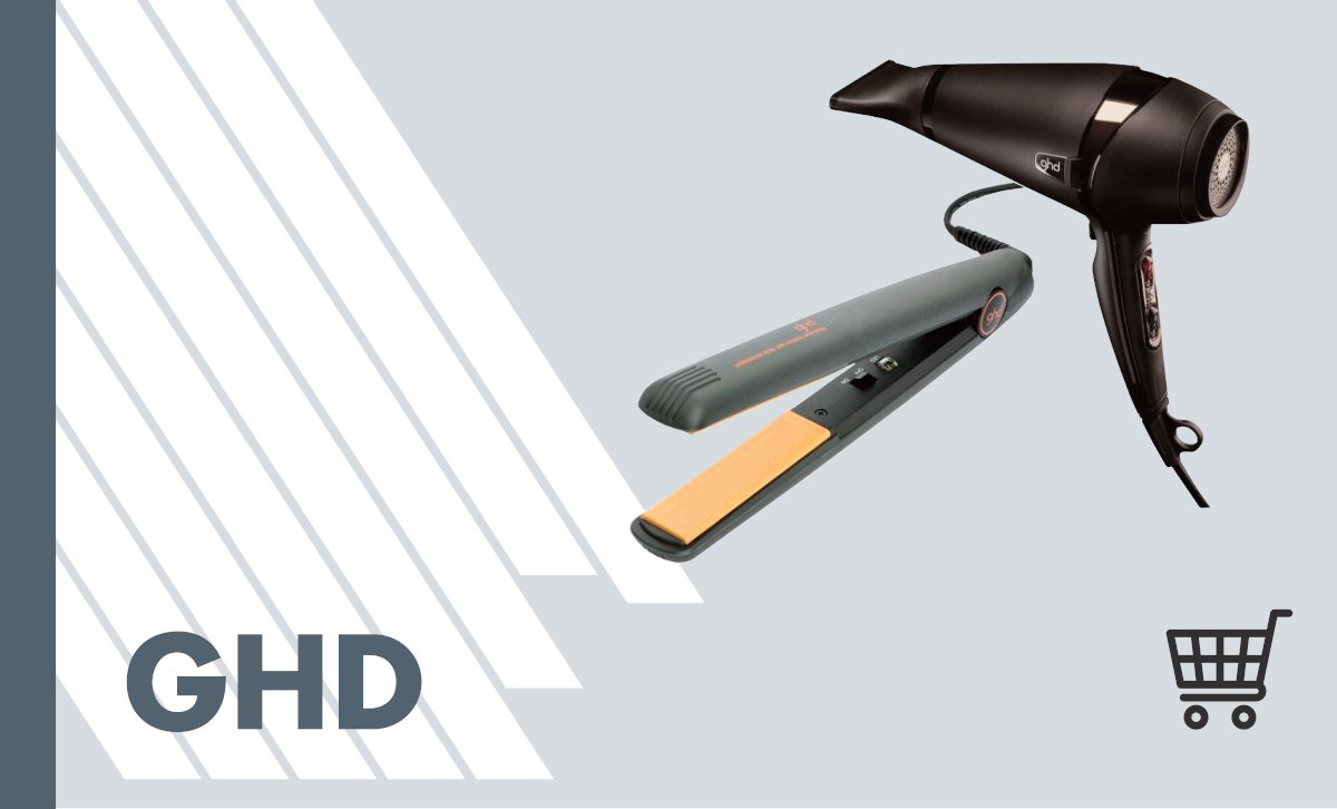 GHD Styling Tools