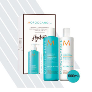 Moroccanoil Hydrate Duo Set