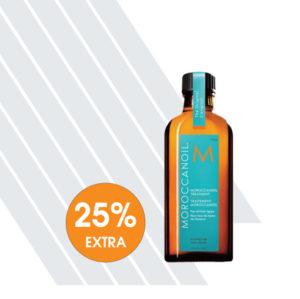 Moroccanoil Treatment Original (25% Extra Free)