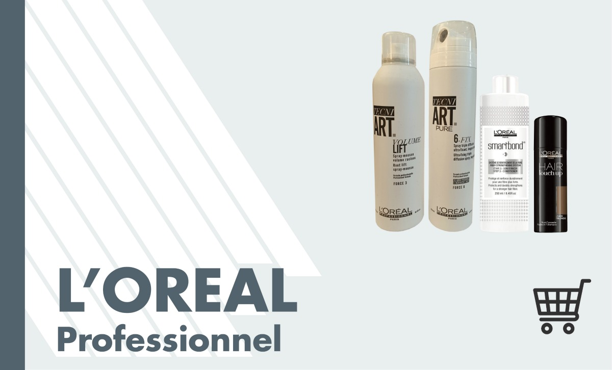 Loreal Professionnel Haircare Products