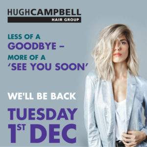 Hugh Campbell Limerick Salon Covid Level 5 Update