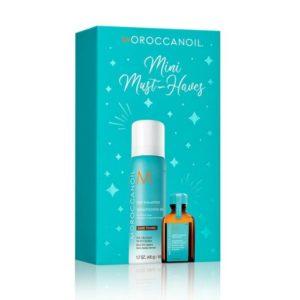 Morrocanoil Dry Shampoo Mini Gift Set - Dark