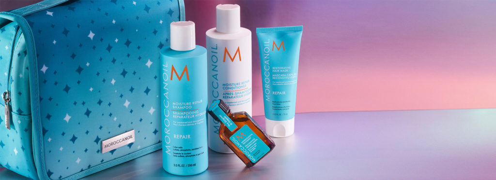 Moroccan Oil Christmas Gift Sets Hugh Campbell