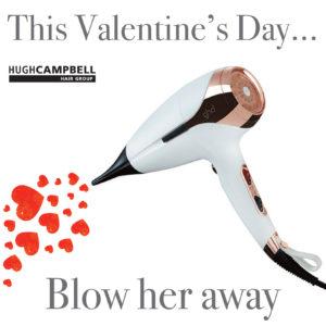 Valentines Day Gifts GHD Hairdryer