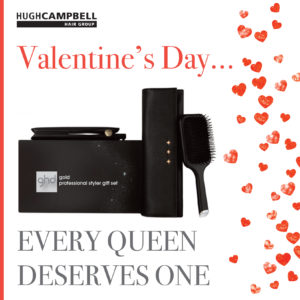 Valentines Gift Ideas Limerick Shop Online Ghd Gold Gift Set Paddle Brush
