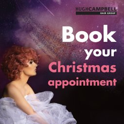 We are taking Christmas Appointments