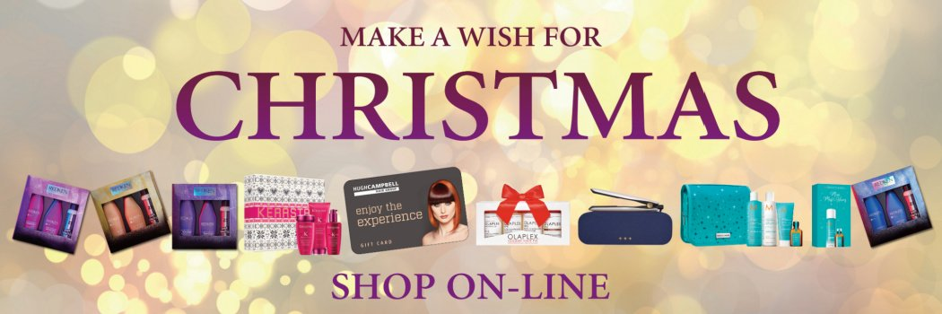 Christmas Hair Care Gifts Available Online