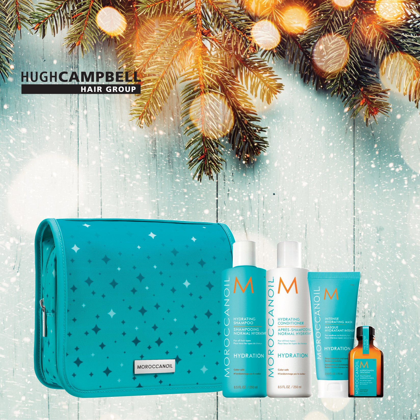 Moroccanoil Christmas Gift Sets 2020 Hugh Campbell online shop