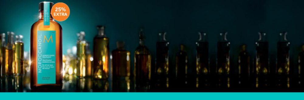 Moroccan Oil Offer Hugh Campbell