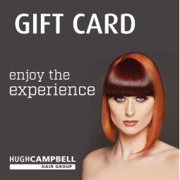 Gift Card Hugh Campbell Limerick Salons