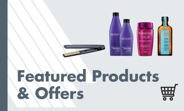 FEATURED PRODUCTS & OFFERS HUGH CAMPBELL