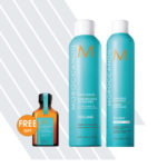 Moroccanoil Styling Bundle