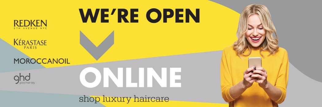 Shop Online Luxury Haircare Brands at Hugh Campbell Hair Group Limerick