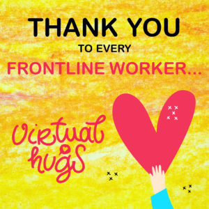 Thank You to every Frontline Worker
