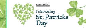 St. Patricks Day at Hugh Campbell Hair Group