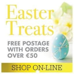 Easter Free Postage Offer Hugh Campbell Hair Group Limerick