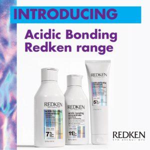 New Redken Acidic Bonding Concentrate Range