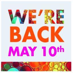 Hugh Campbell Hair Salons Reopening Monday May 10th