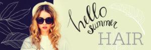 Hello Summer Hair Hugh Campbell Limerick Salons