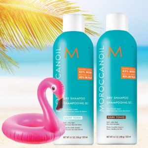 Moroccanoil Dry Shampoo 45 Extra Free Offer at Hugh Campbell Hair Salons Limerick