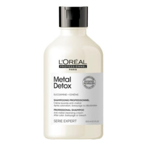 L'Oréal Professionnel Metal Detox Cleansing Cream Shampoo 300ml