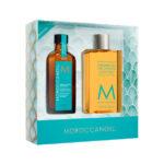 Moroccanoil Oil and Moroccanoil Shower Gel Gift Set at Hugh Campbell Limerick