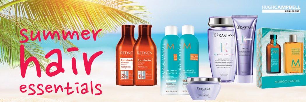 Summer Hair Essentials