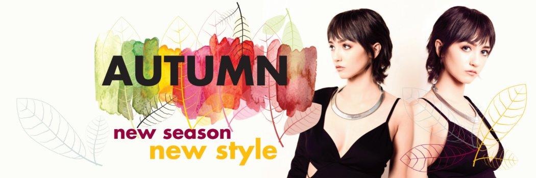 Autumn New Season New Style